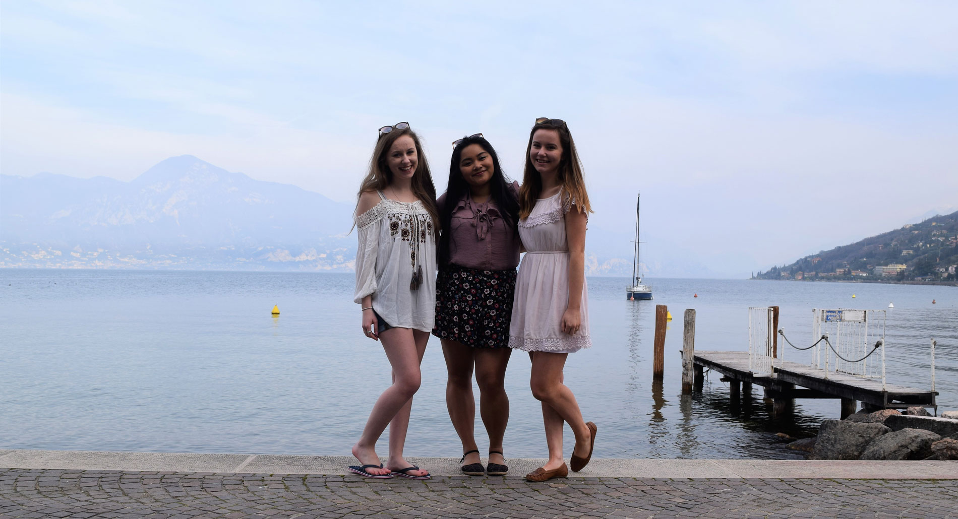 day two the three musketeers take verona travel three days in italy