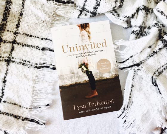 Uninvited by Lysa TerKeurst