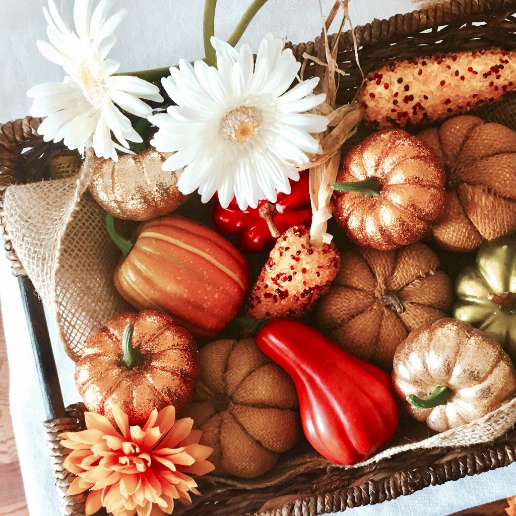 Fall Decor Ideas: Daisies