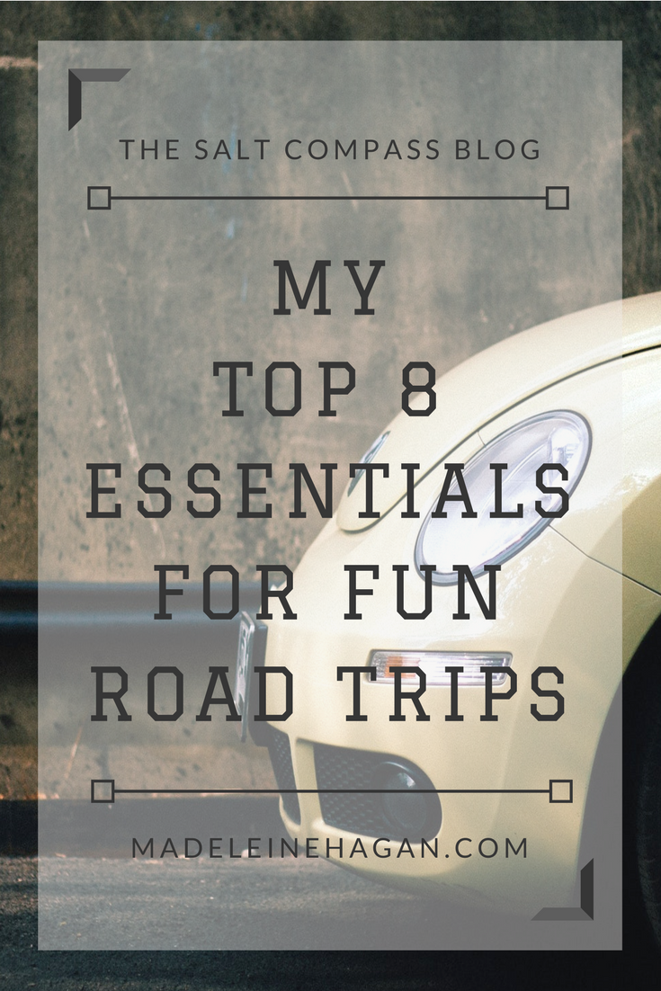 My Top 8 Essentials For Fun Road Trips: Car Games, Music, and More