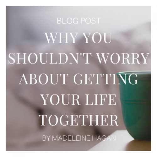 blog post madeleine hagan writer