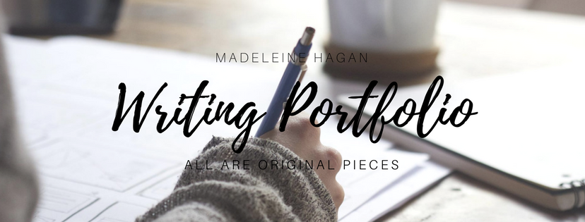 madeleine hagan writing portfolio