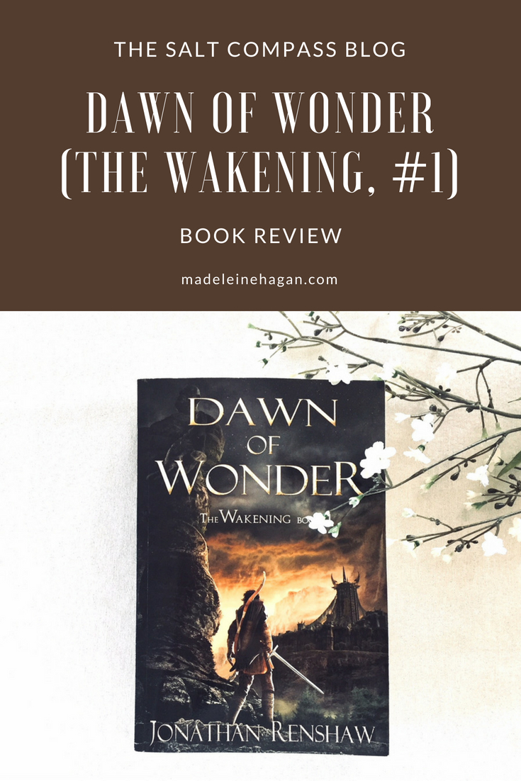 Dawn of Wonder by Jonathan Renshaw