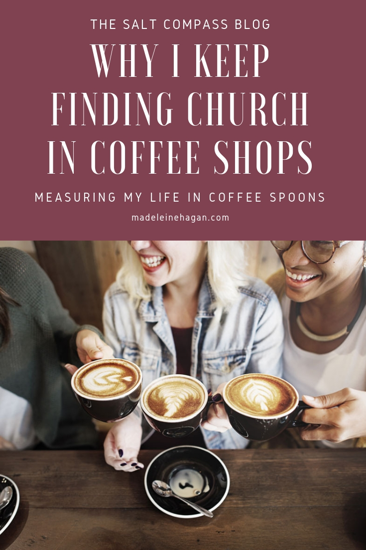 Why Coffee Shops Are A Lot Like Church?