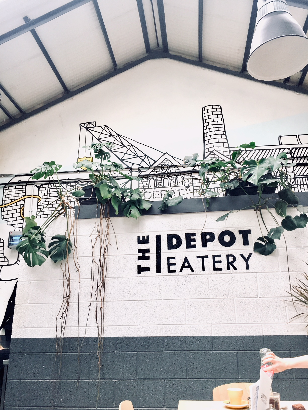 Sheffield Coffee Shop: The Depot Bakery