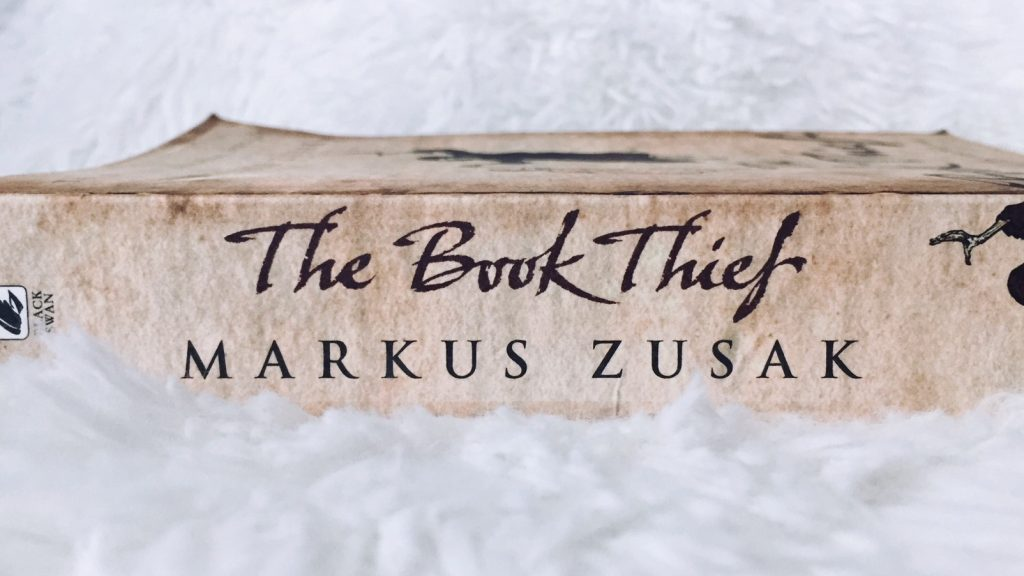 The Salt Compass Bookshelf: The Book Thief