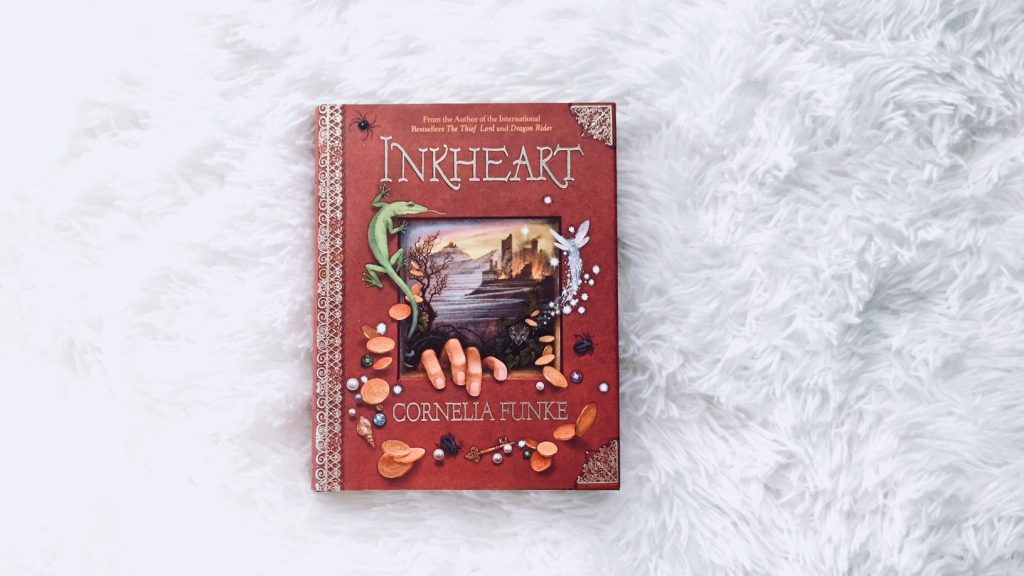 Inkheart by Cornelia Funke on The Salt Compass Bookshelf