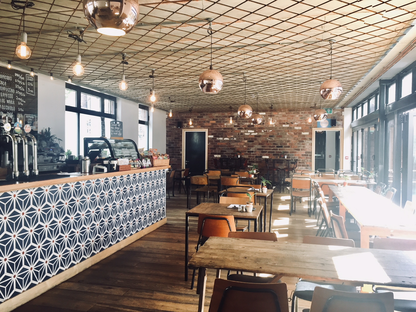 Sheffield Coffee Shop: Roco Creative Co-Op