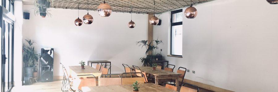 Coffee Shop Tourist: Sheffield