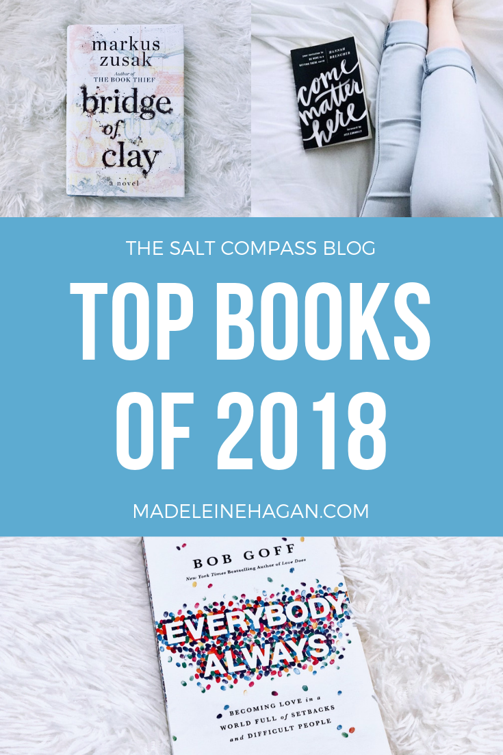 Top Books of 2018 on The Salt Compass