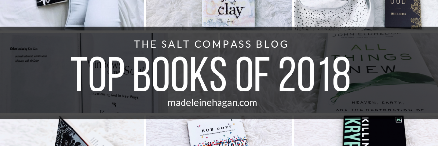 Top Books I Read In 2018