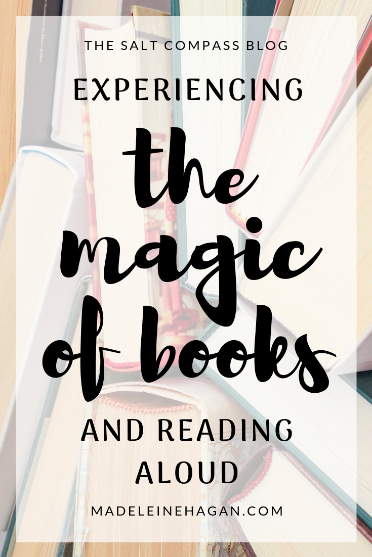 Why Reading Aloud Is Magical: Experiencing the Power of Books