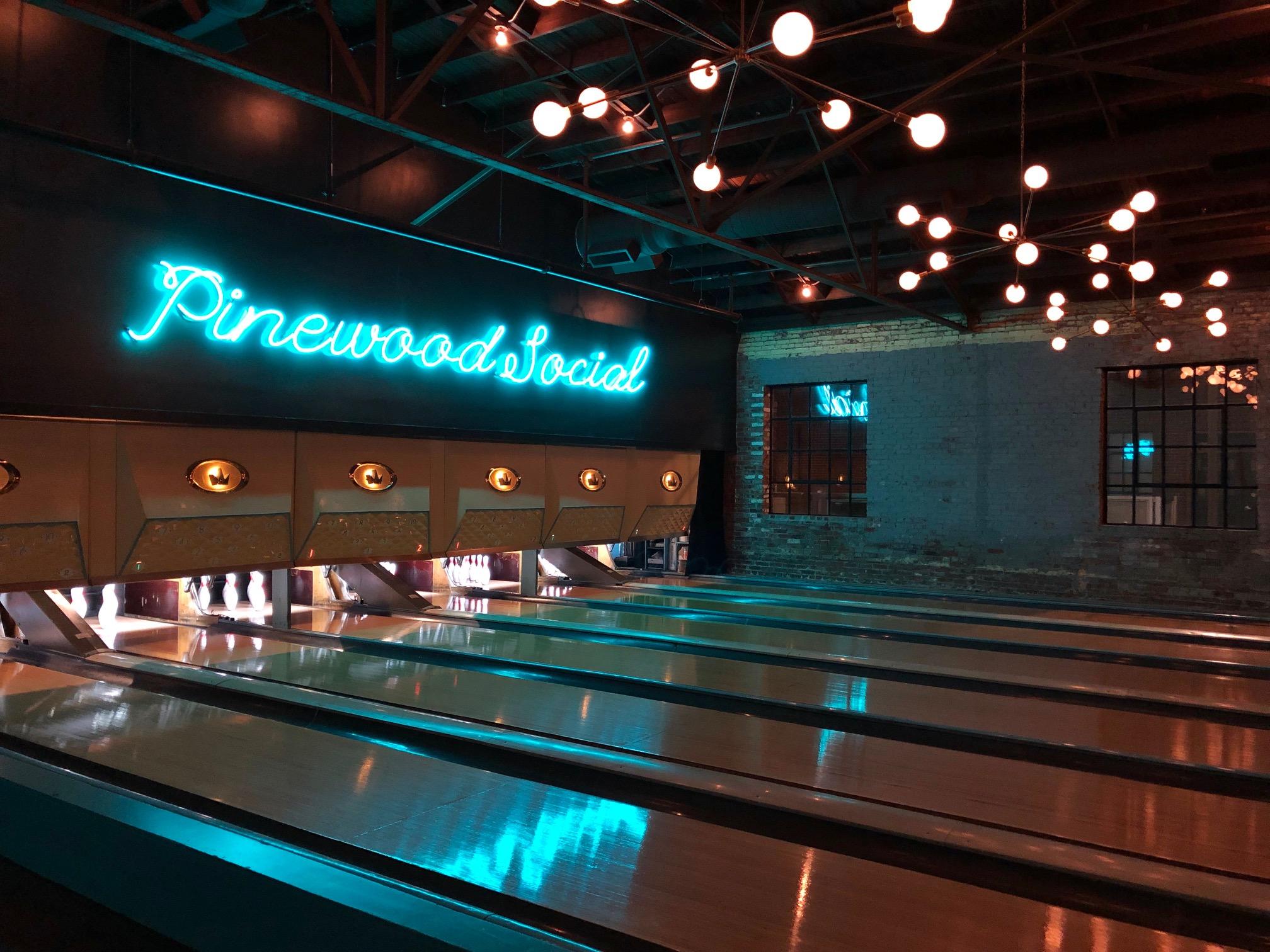 Pinewood Social, Nashville Tennessee
