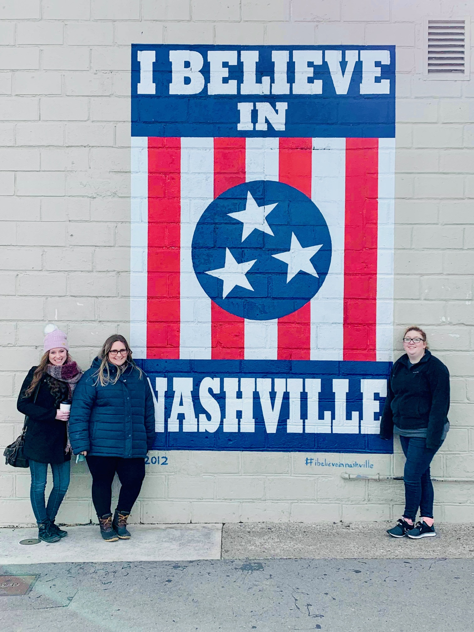 I Believe in Nashville: Nashville Walls