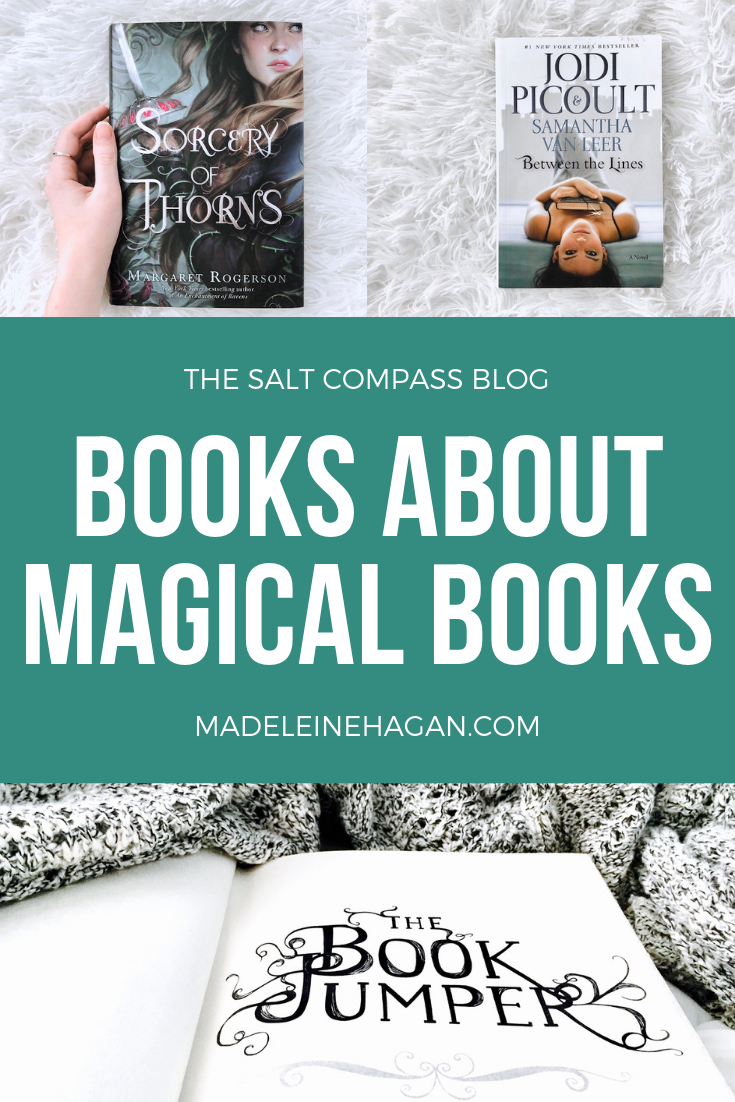 Books About Magical Books