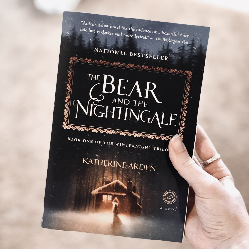 The Bear and the Nightingale - Top Books in 2019