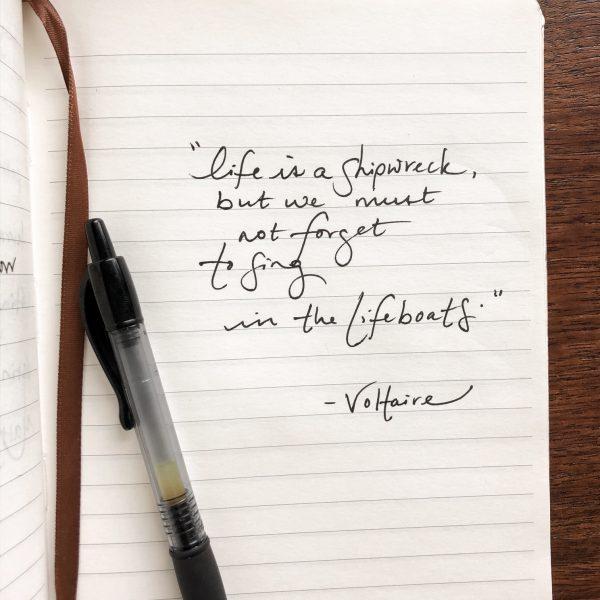 Voltaire-Quote
